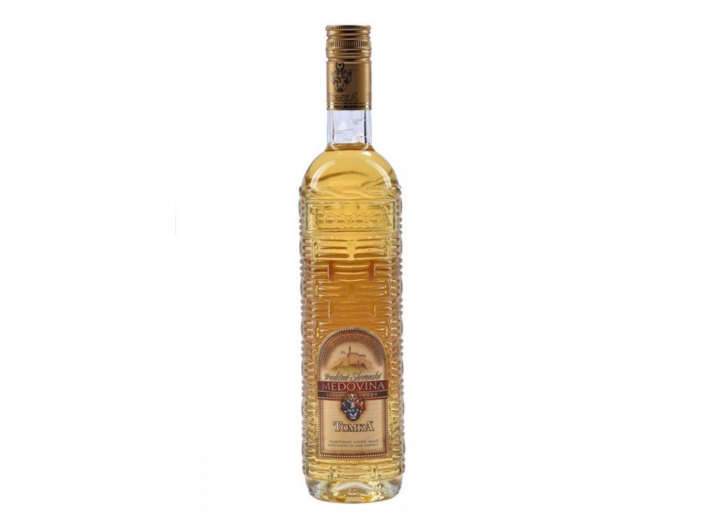 Tomka - Tradičná slovenská medovina - 0,75l  sklo