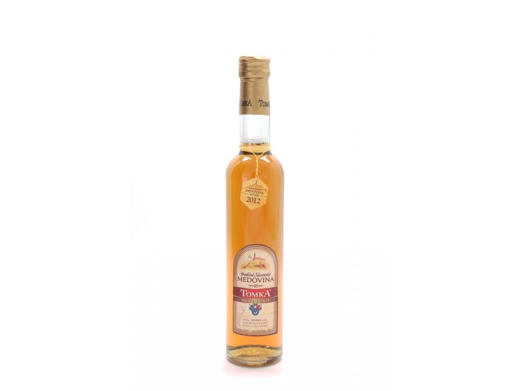 Tomka - Tradičná slovenská medovina 2013 - 0,35 l  sklo