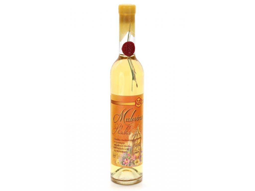 Klát - Medovina sladká - 0,5 l