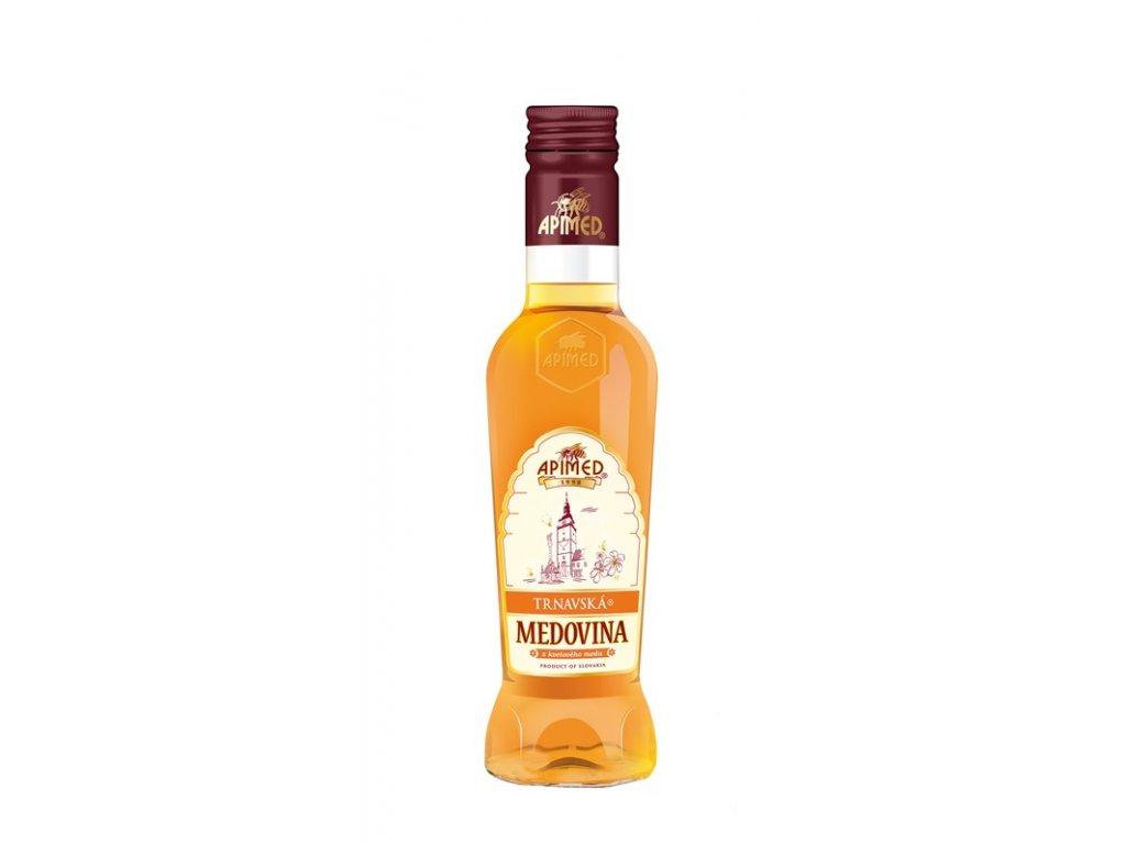 Apimed - Trnavská medovina - z květového medu - 0,18 l