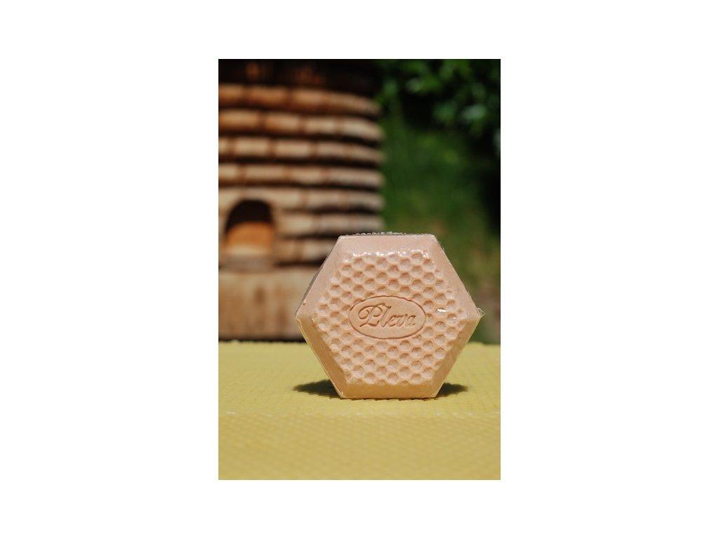 Pleva - Mýdlo s propolisem - 0,09kg