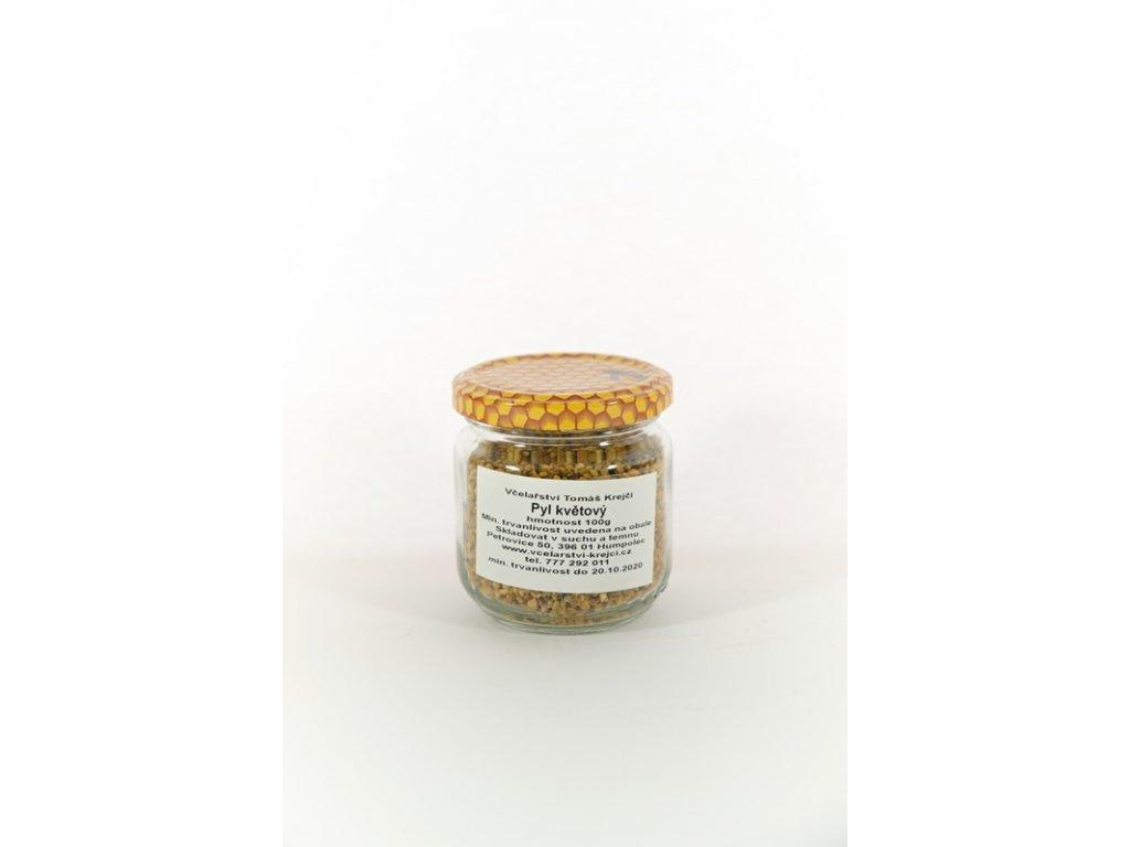Včelařství Krejčí - Květový pyl - 0,10kg