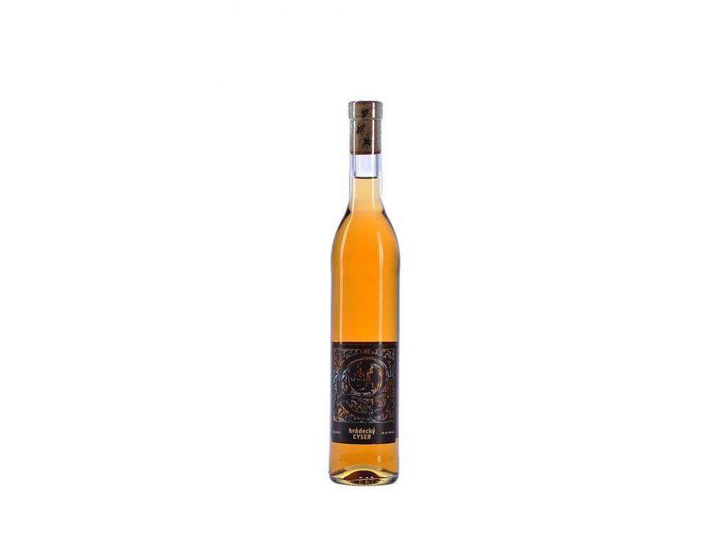 Medárna Hrádek - Hrádecký cyser (jablečná medovina) - 0,5 l  sklo