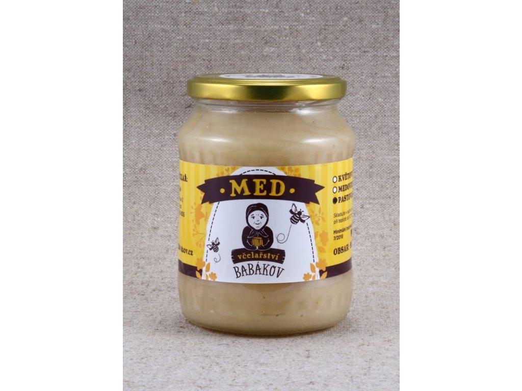 Včelařství Babákov - Med pastovaný - 0,95 l