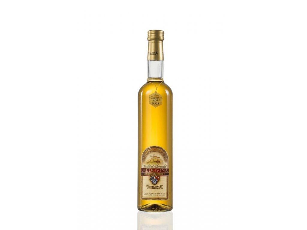 Tomka - Tradičná slovenská medovina - 0,5 l