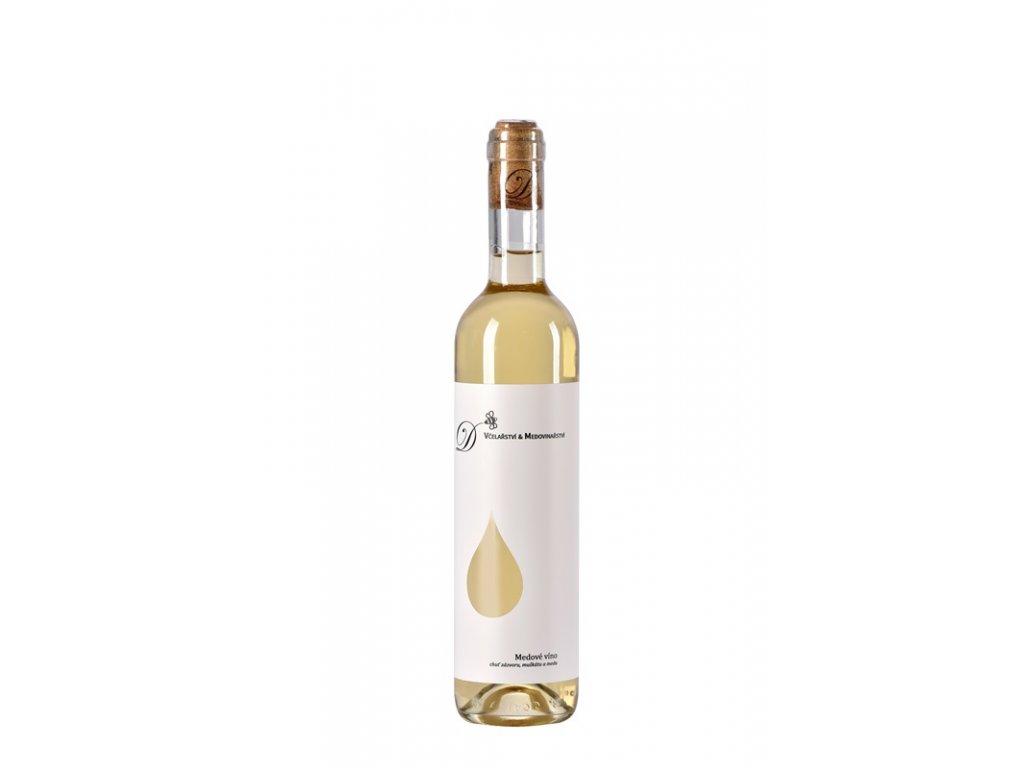 Dvořák - Včelařství a medovinařství - Medové víno - 0,5 l  sklo