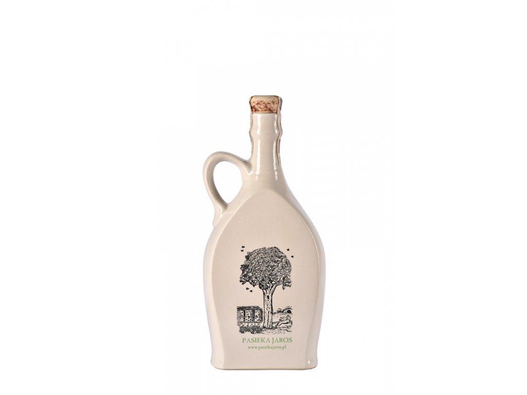 Pasieka Jaros - Miód pitný Dwójniak - Lipiec - 0,75 l  keramika