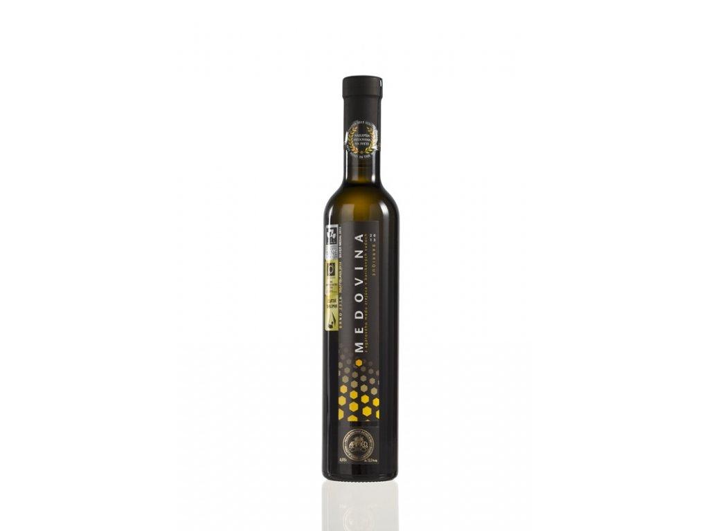 Apimed - Medovina barrique z akátového medu (karton 6x 0,375l)  sklo