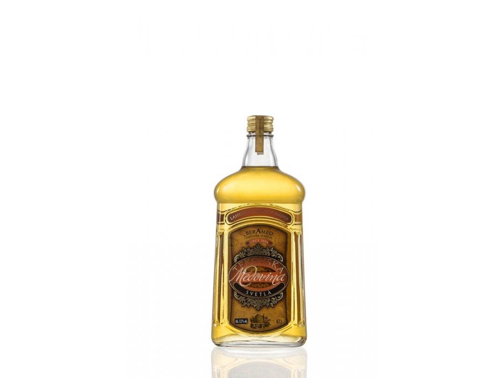 Tekovská medovina - Tekovská medovina - světlá (karton 6x 0,7l)