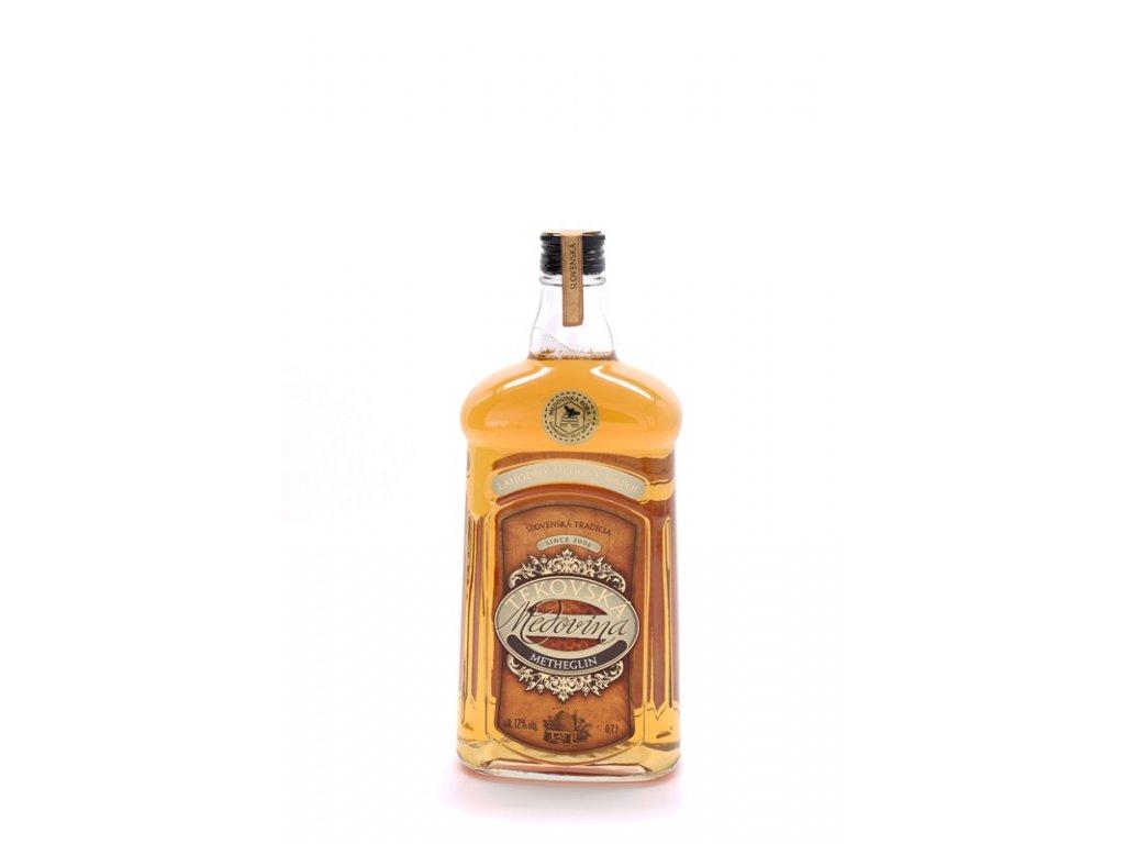 Tekovská medovina - Tekovská medovina - metheglin (karton 6x 0,7l)