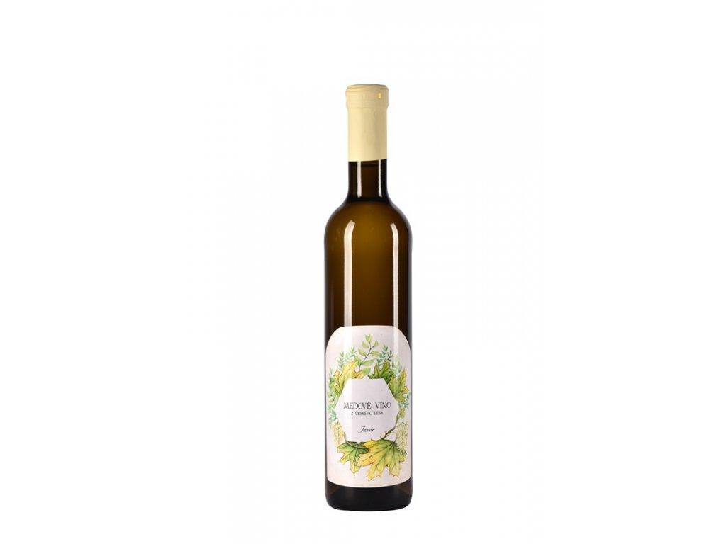 Jaroslav Lstibůrek - Medové víno z Českého lesa - javor - 0,5 l  sklo