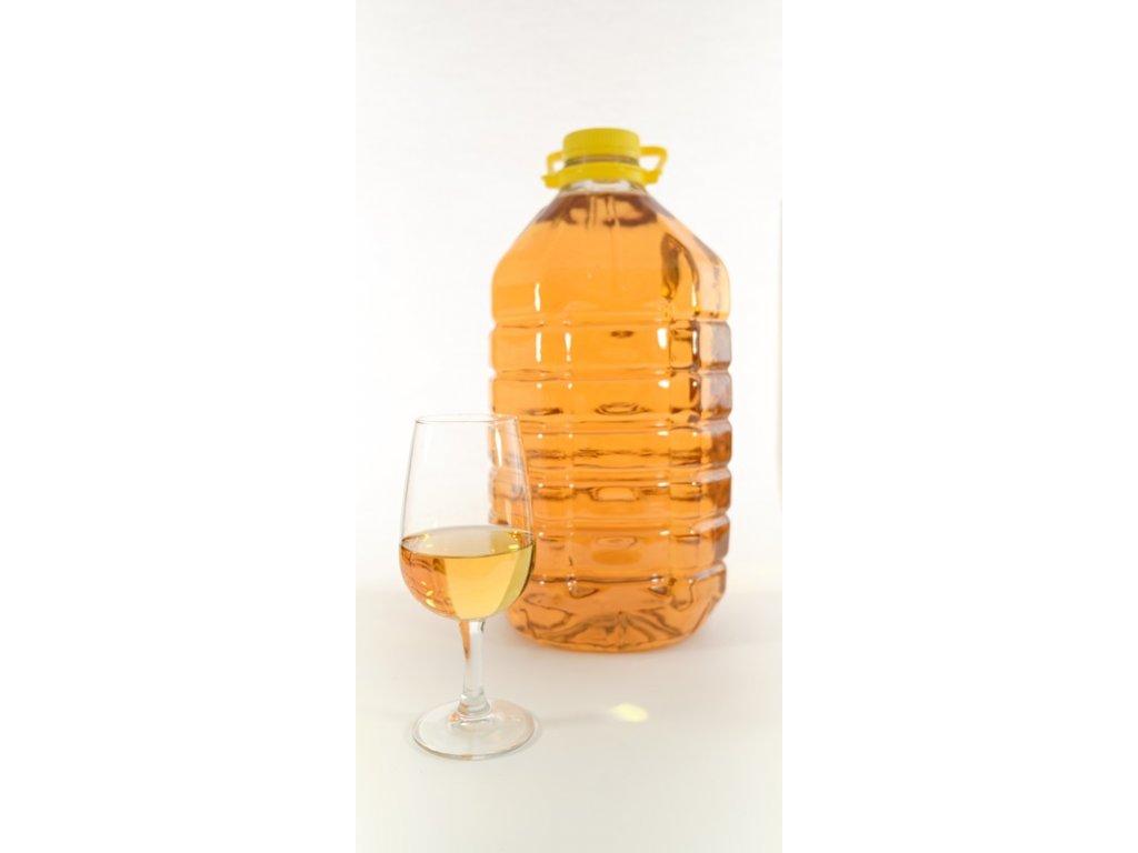 Trenčianská medovina - Trenčianska medovina - světlá - 10 l  plast
