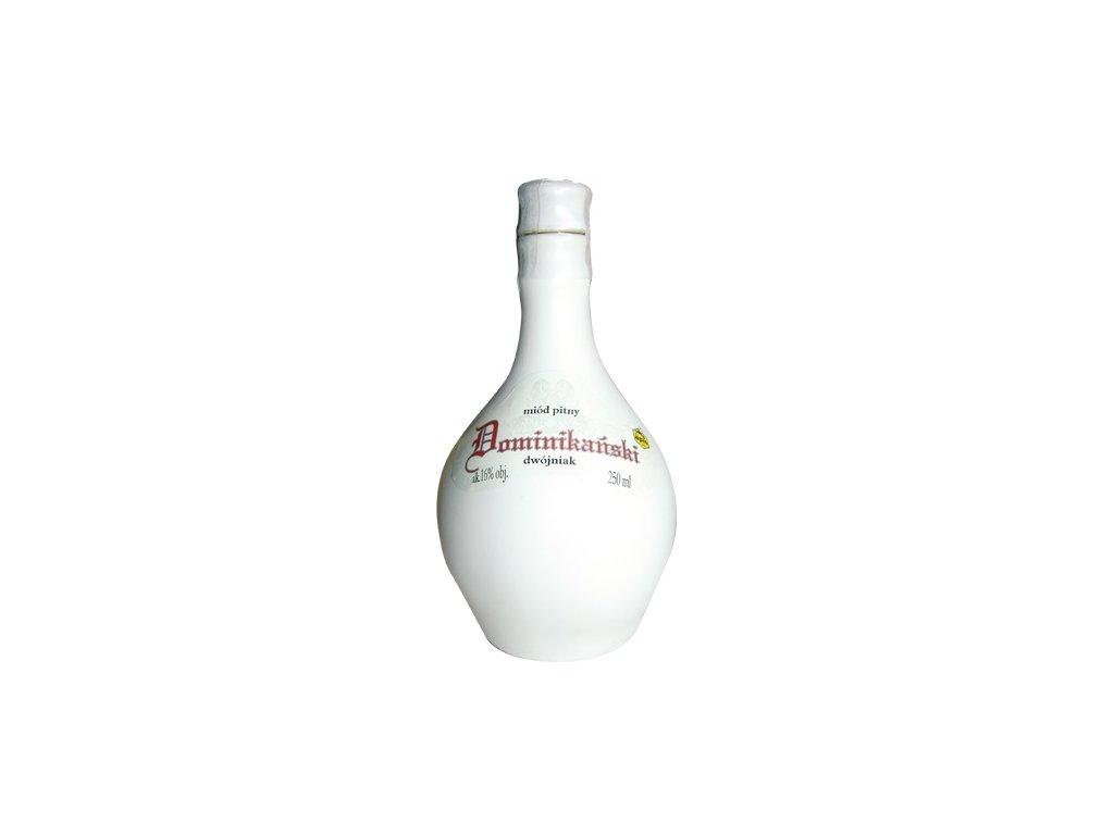 Apis - Dominikański - Miód pitny dwójniak - 0,25 l  keramika