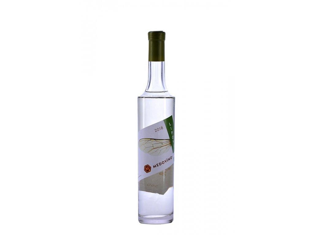 Medovíno lipové - 0,5 l  sklo