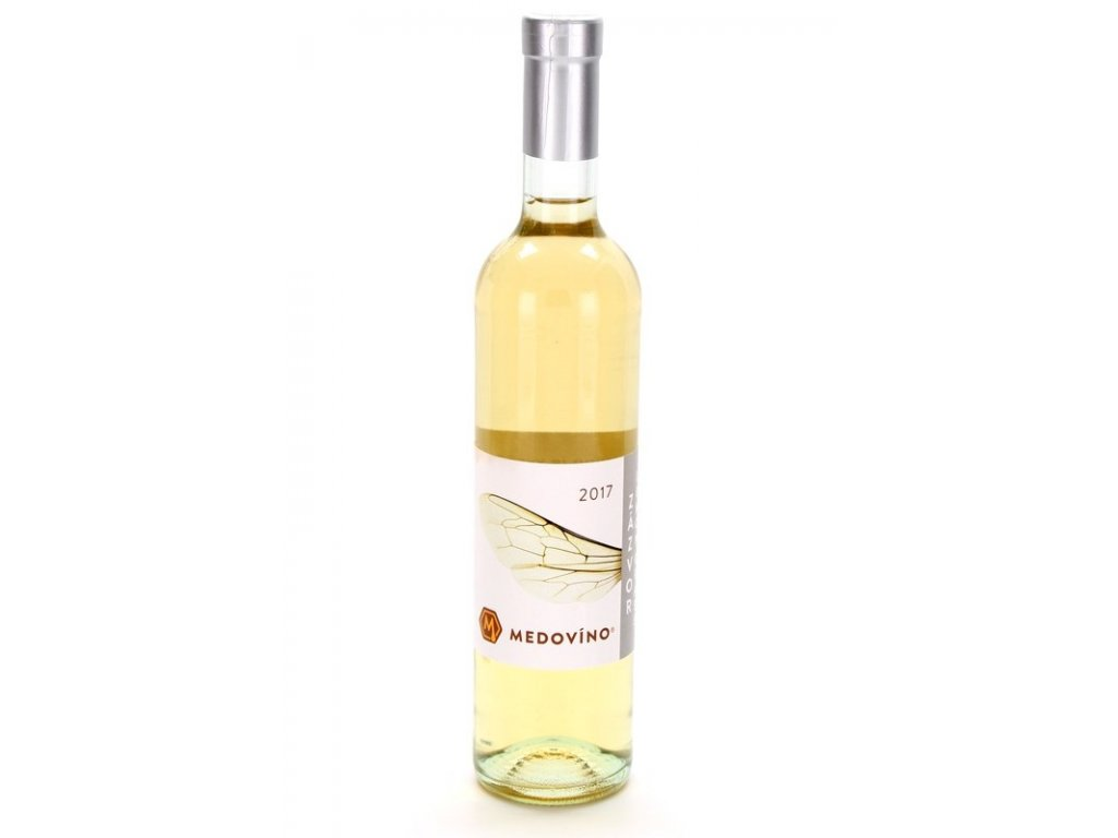Medovíno - Medovíno Zázvor - Lemon Grass (karton 6 x 0,5l)