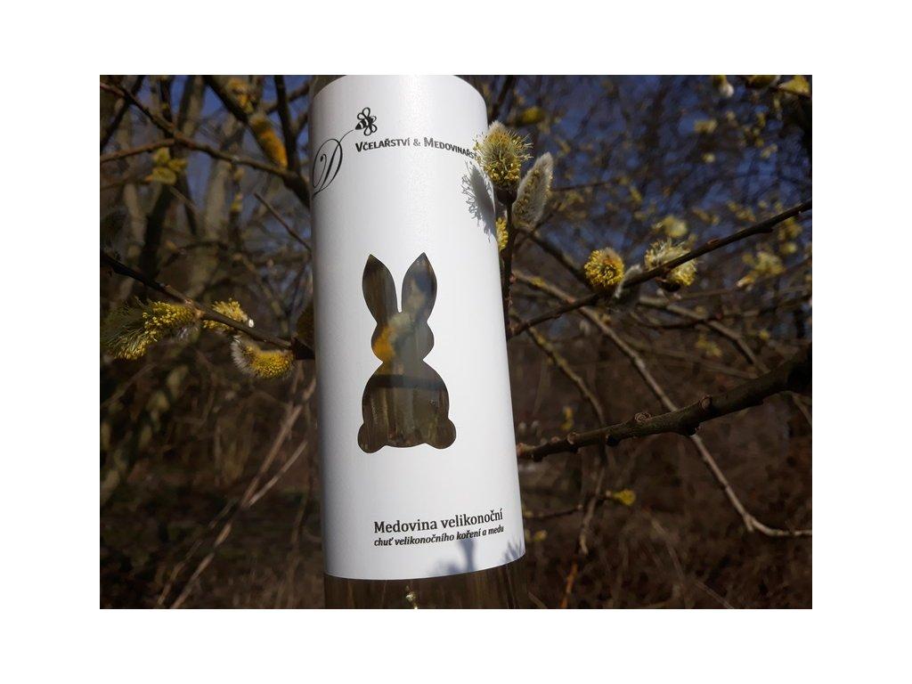 Dvořák - Včelařství a medovinařství - Medovina velikonoční - 0,5 l  sklo