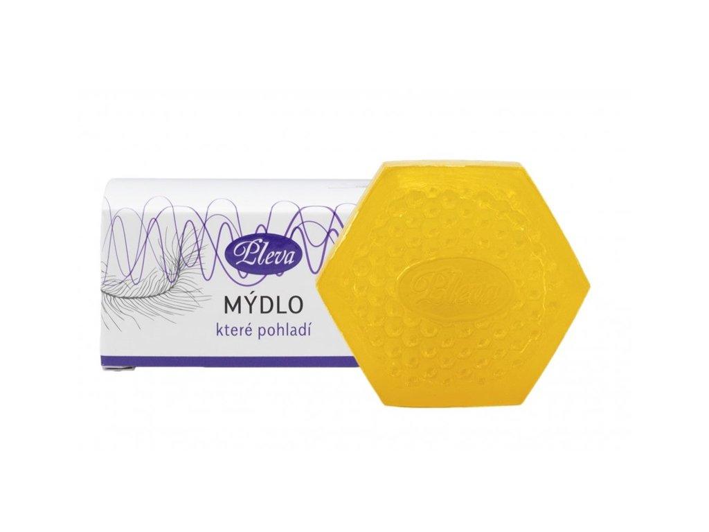 Pleva - Mýdlo, které pohladí - 0,1 kg