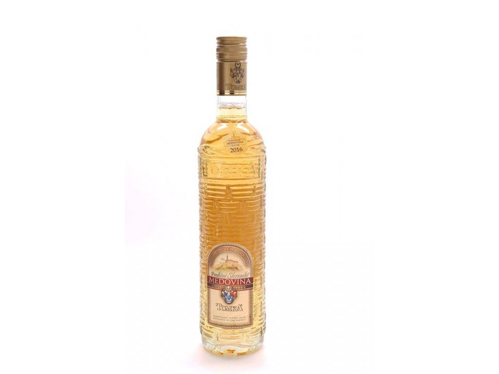 Tomka - Tradičná slovenská medovina (karton 6 x 0,75l)  sklo
