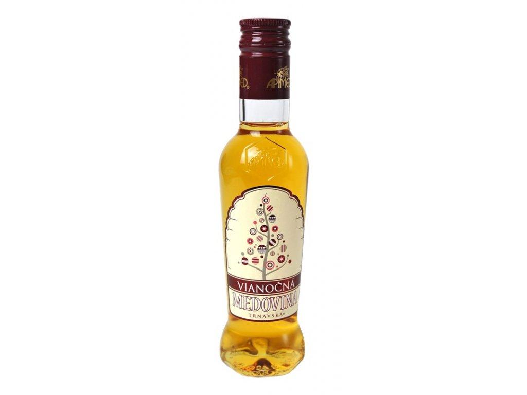 Apimed - Vánoční medovina (karton 12x 0,18l)