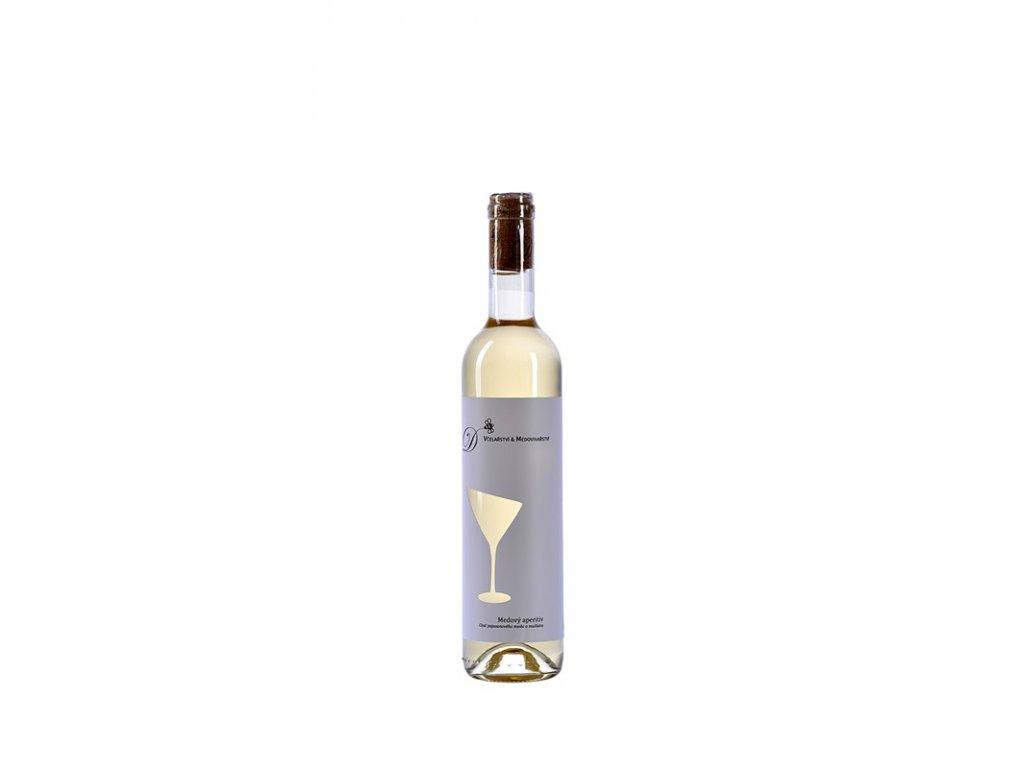 Dvořák - Včelařství a medovinařství - Medový aperitiv - 0,5 l  sklo