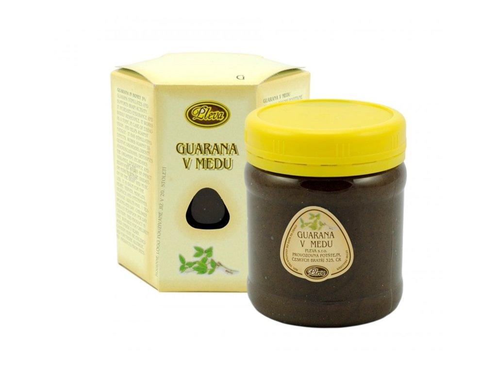 Pleva - Guarana v medu - 250 g  plast