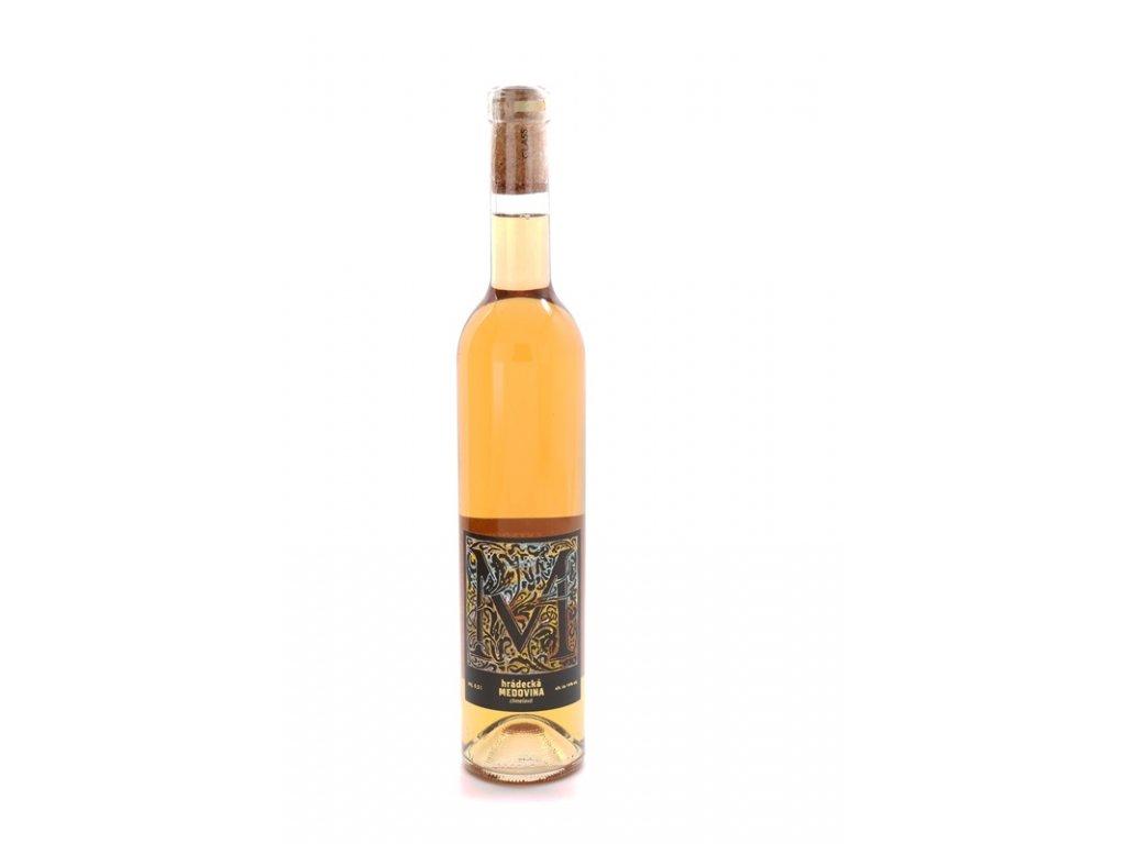 Medárna Hrádek - Hrádecká medovina - chmelová - 0,5 l