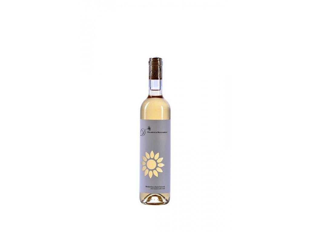 Dvořák - Včelařství a medovinařství - Medovina slunečnicová - 0,5 l  sklo