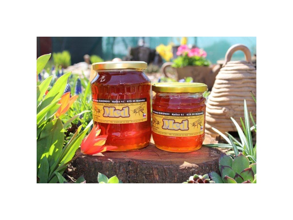 Včelí farma Kurtinovi - Med pohankový - 0,95 kg