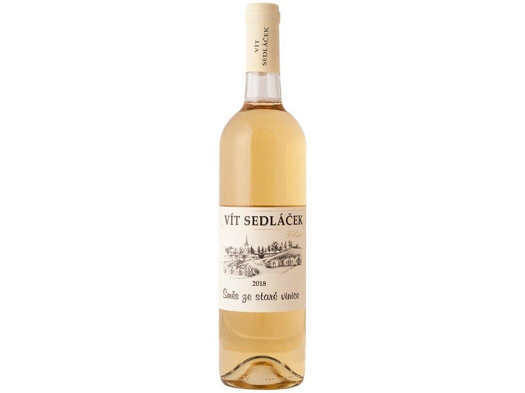 Vinařství Vít Sedláček - Směs ze staré vinice (karton 6 x 0,75l)  sklo
