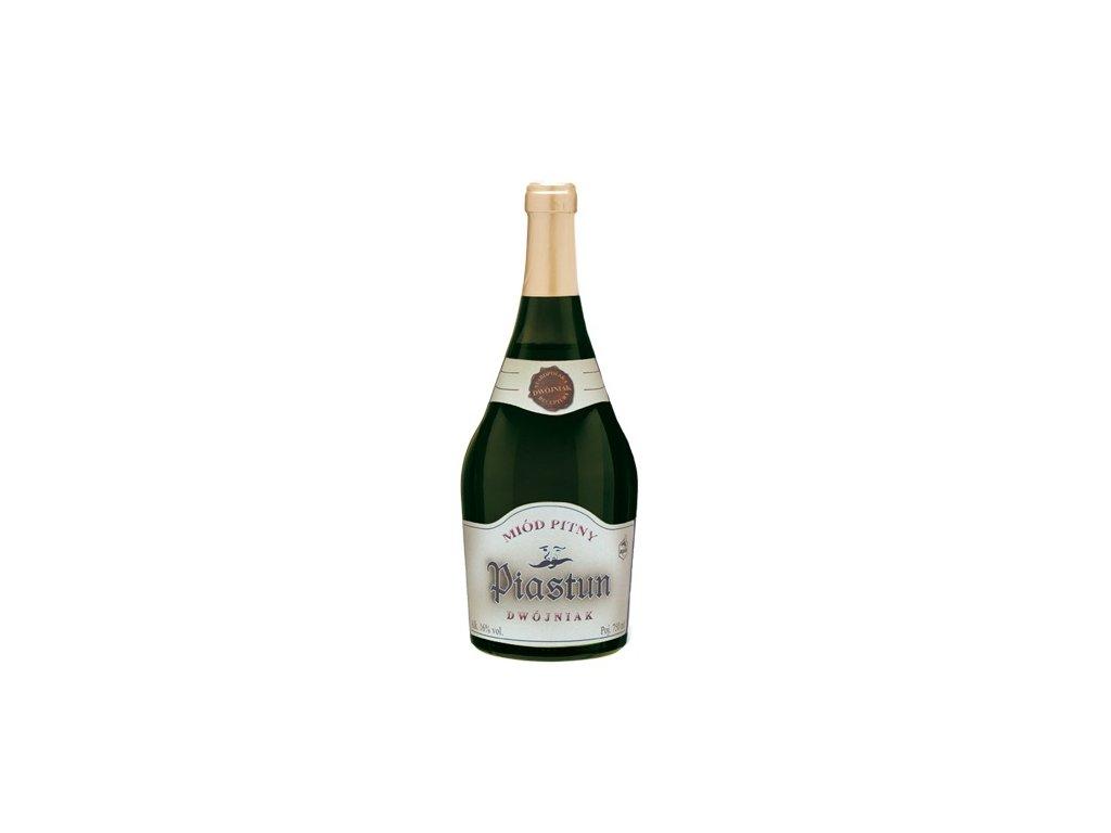 Apis - Piastun - Miód pitny dwójniak - 0,75 l  sklo