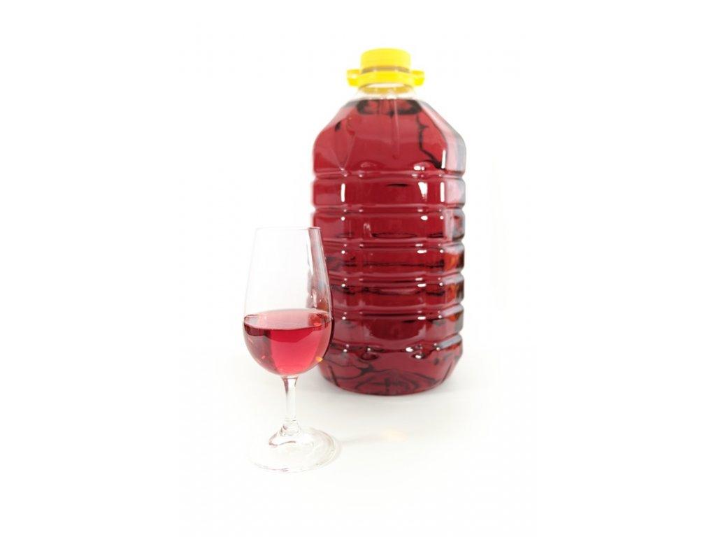 Včelco - Medovina rybízová z květového medu (starší ročník 2018) - 5 l  plast