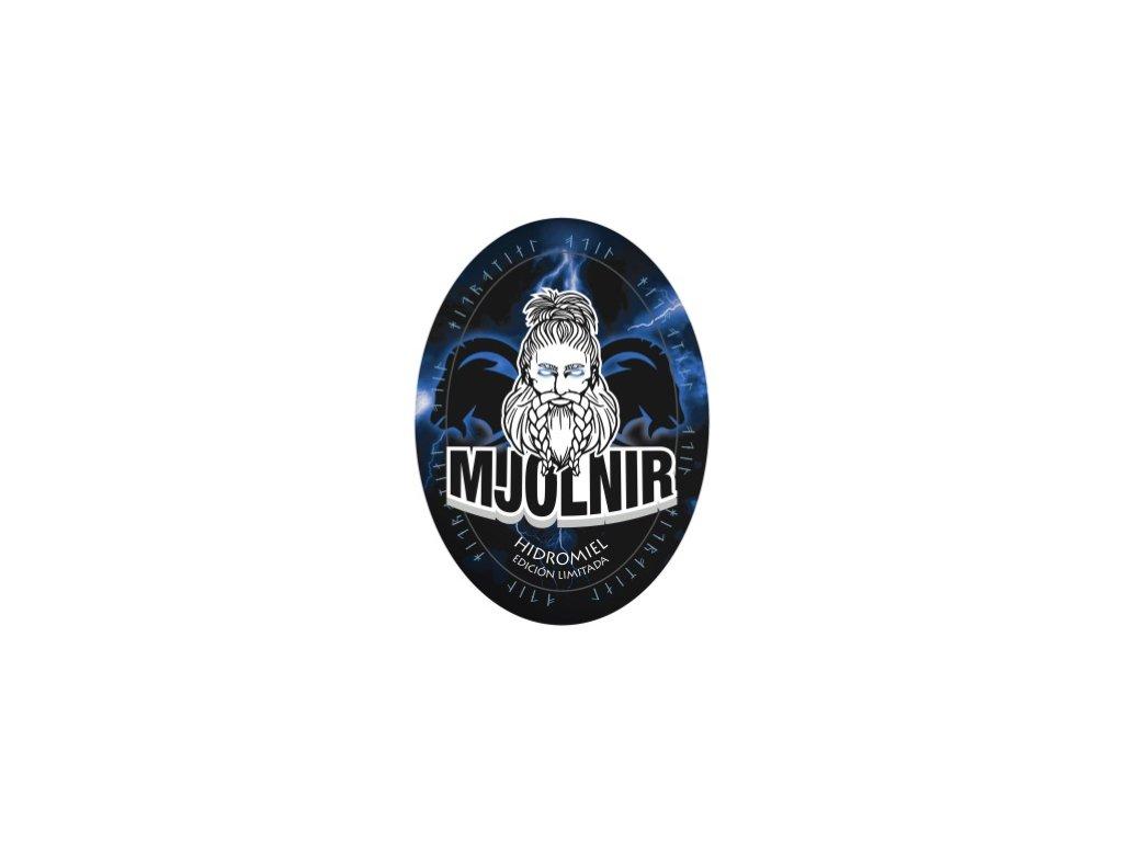 Hidromiel Odin - Mjolnir - 0,33 l  sklo