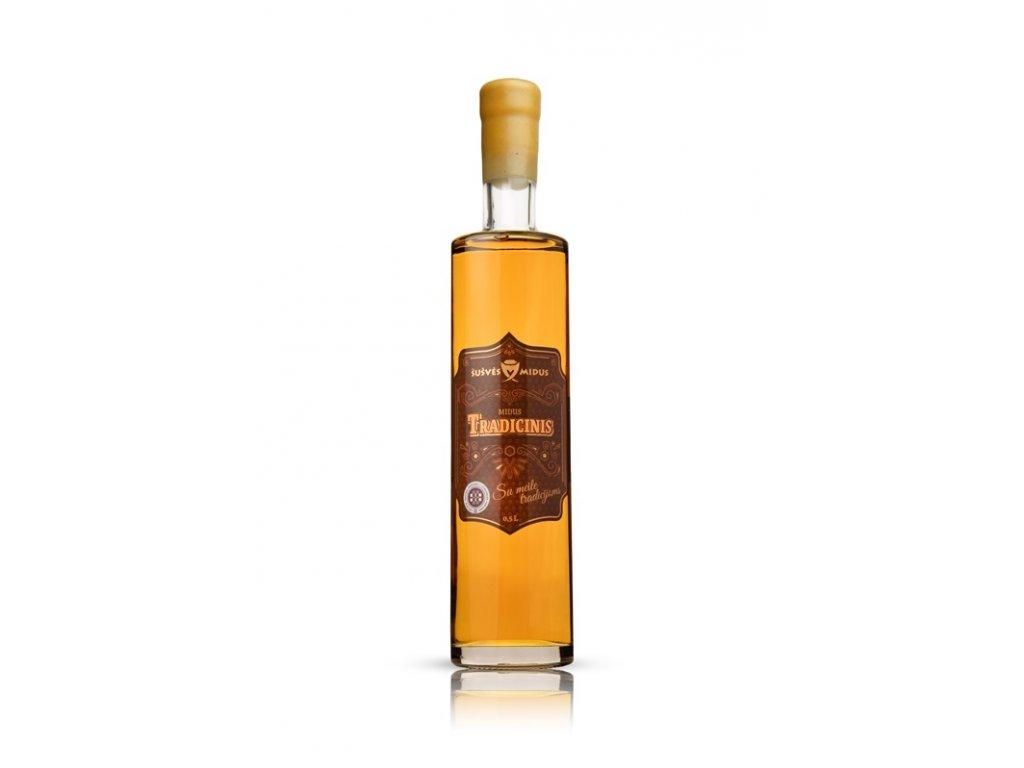 Šušvės midus - Midus Tradicinis (tradiční medovina) - 0,5 l  sklo