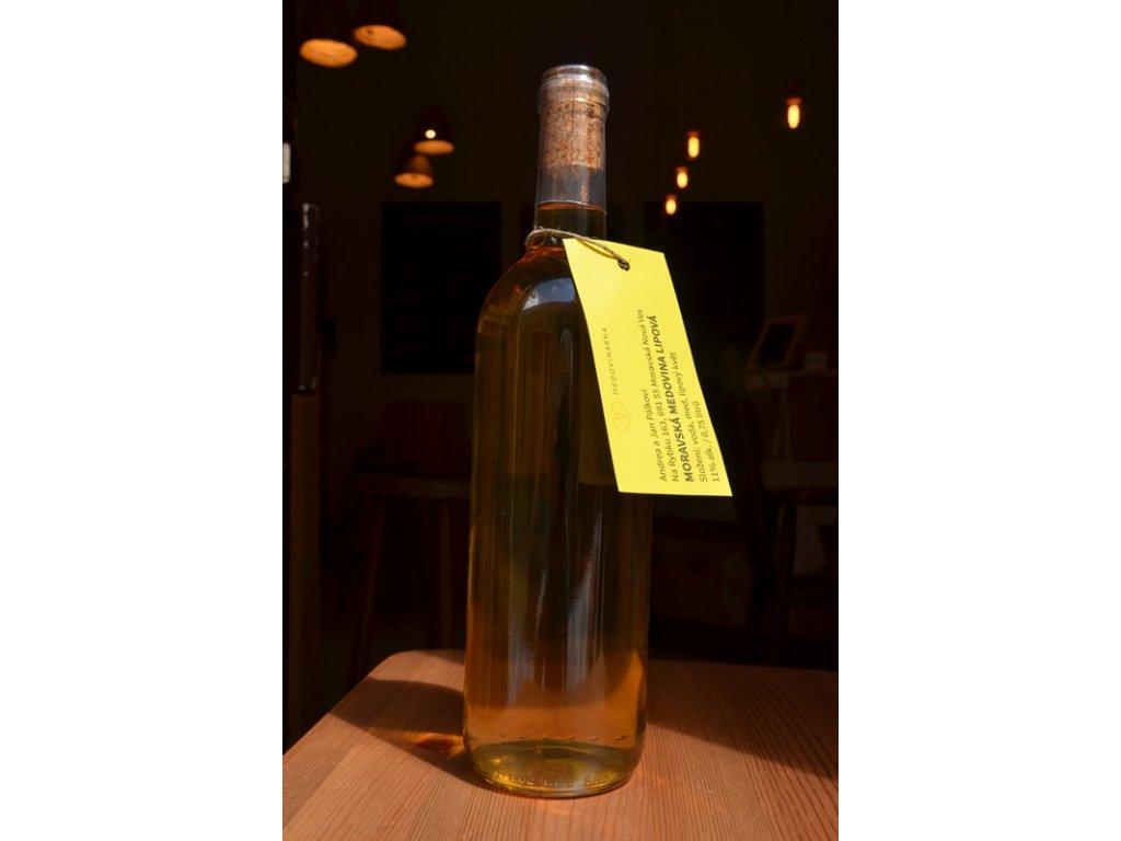 Moravská medovina (lipová) - 0,75 l  sklo