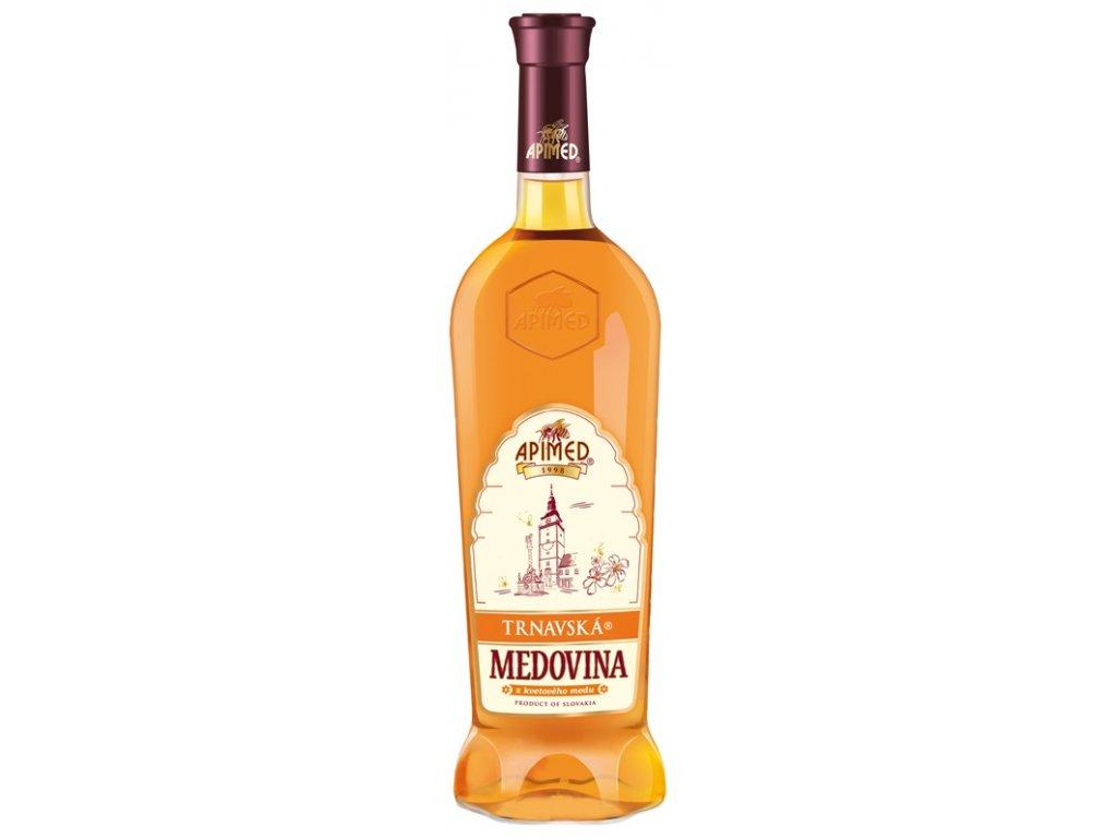 Apimed - Trnavská medovina - z květového medu - 0,75 l