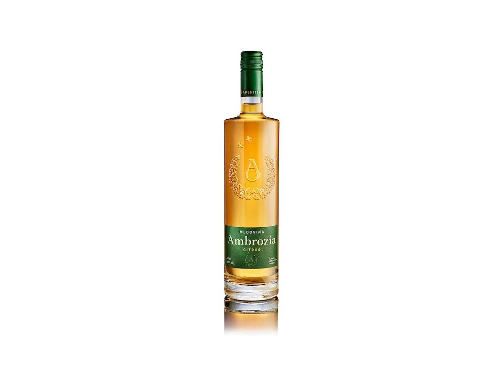 Apimed - Medovina Ambrozia Citrus - 0,75 l