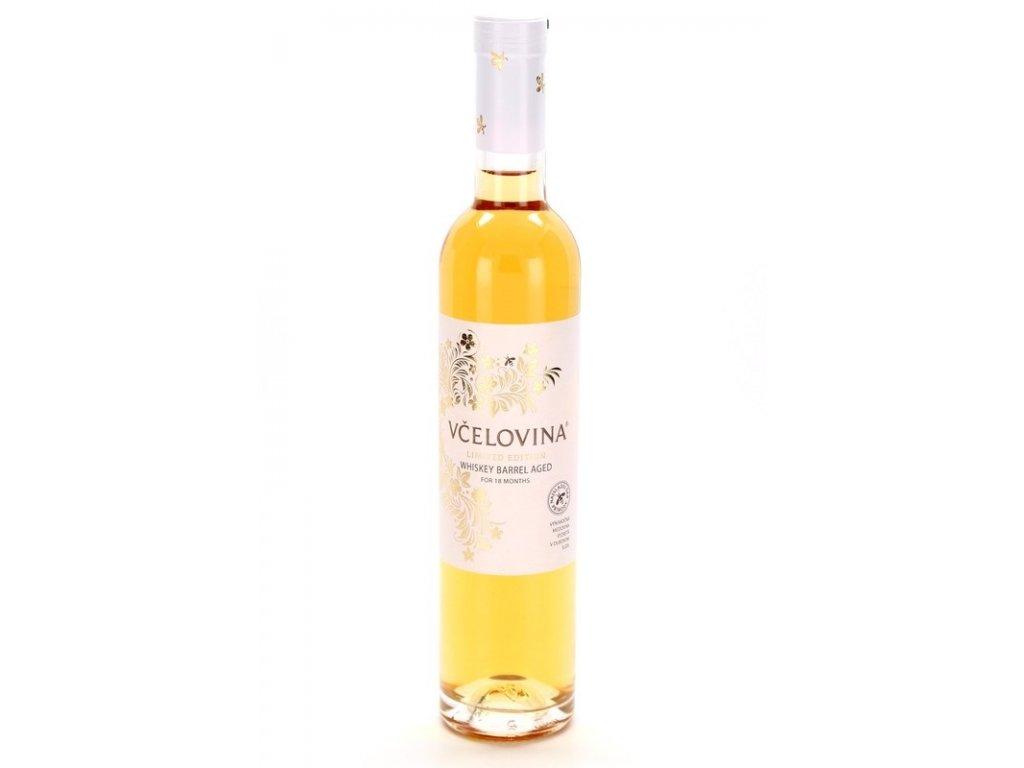 Včelco - Včelovina Barrique - dozrávaná v sudu od Jack Daniel's whisky - 0,37l