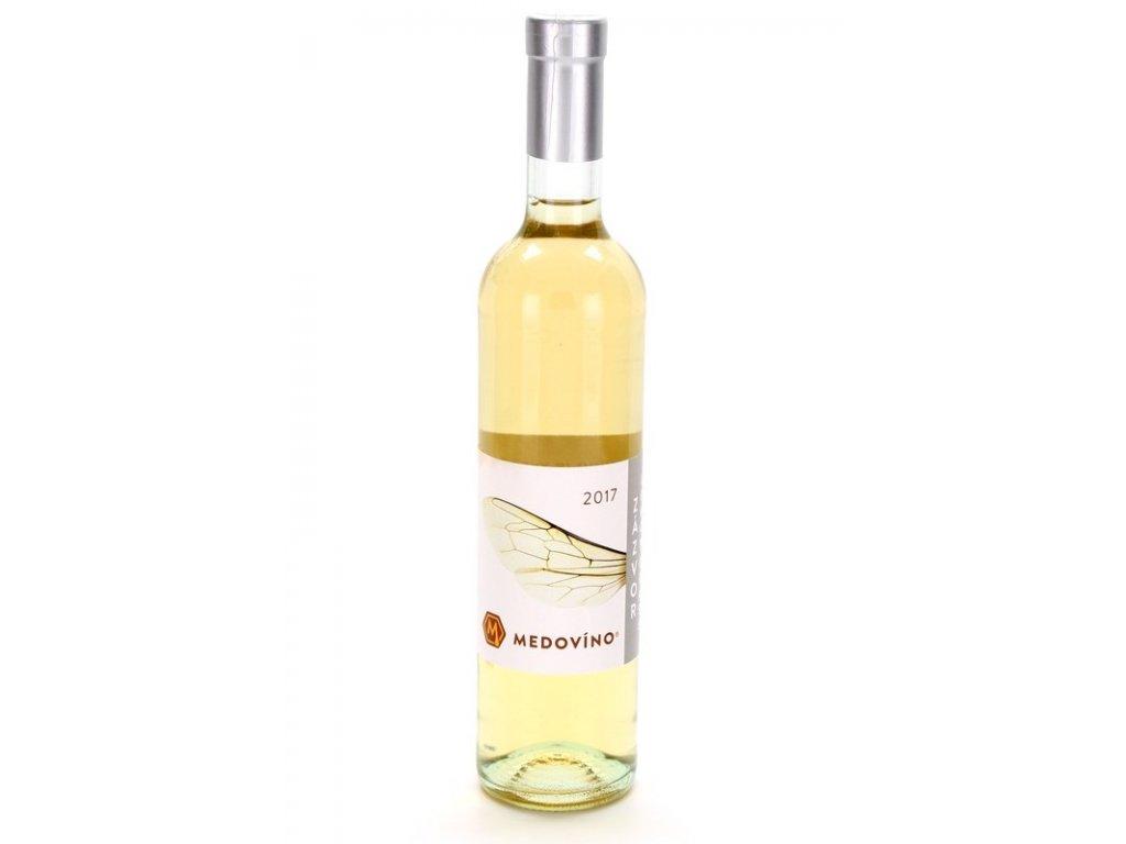 Medovíno - Medovíno Zázvor - Lemon Grass - 0,5 l