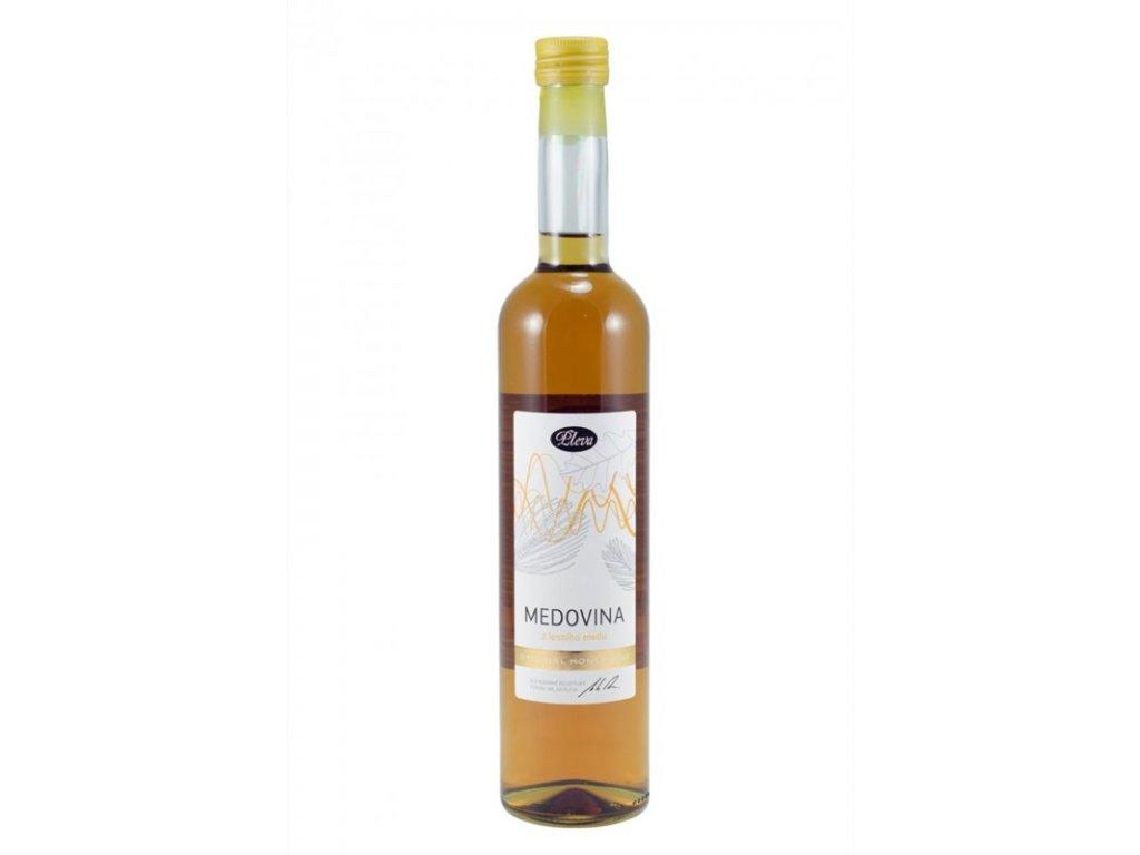 Rodinná firma Pleva - Medovina z lesního medu - 0,50l