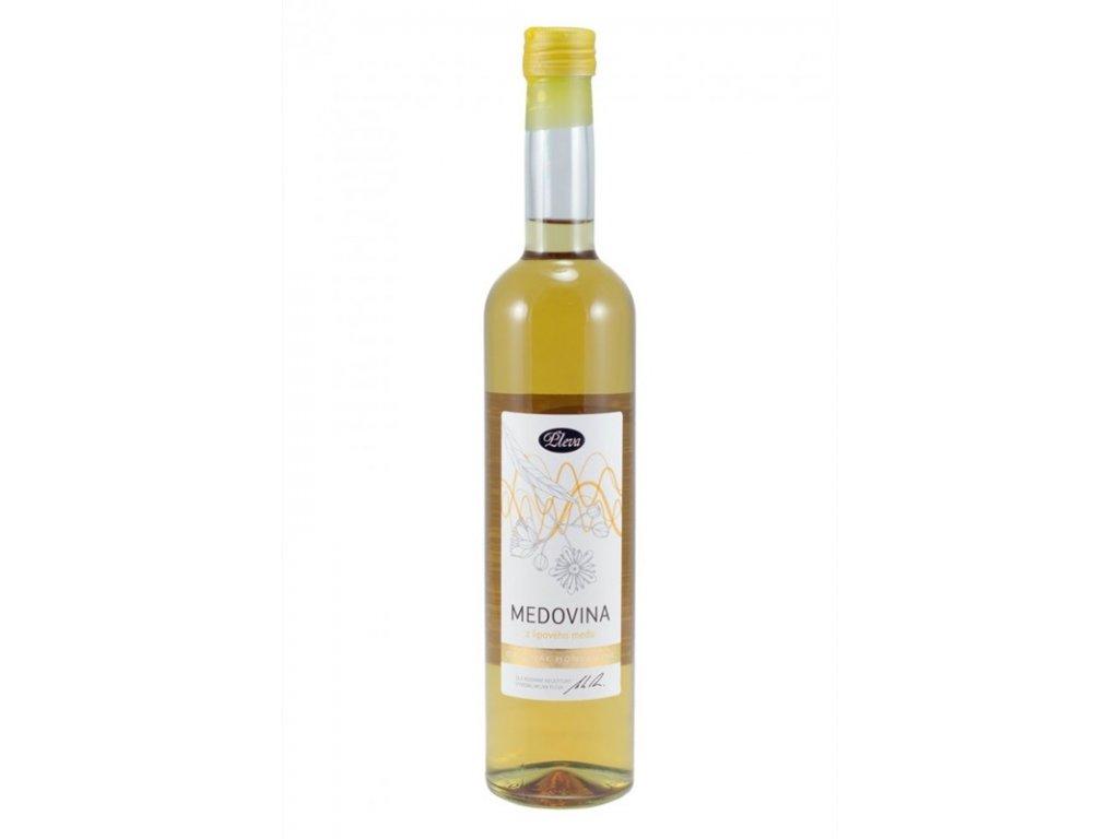 Rodinná firma Pleva - Medovina z lipového medu - 0,50l