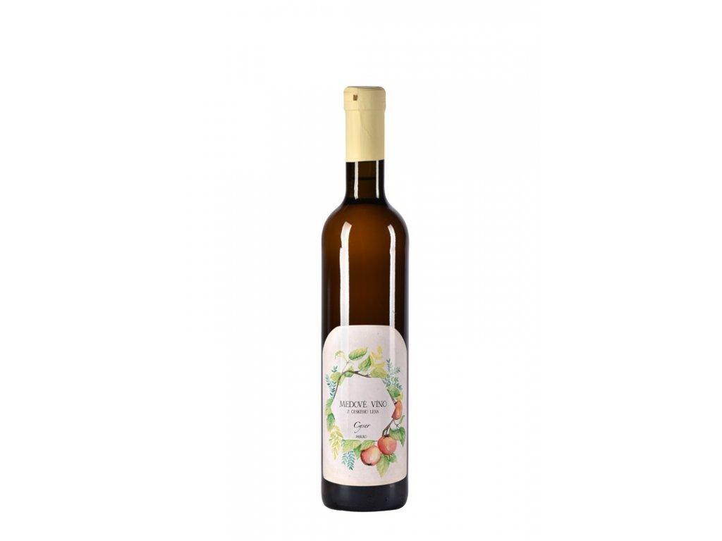 Jaroslav Lstibůrek - Medové víno z Českého lesa - cyser (jablko) - 0,5 l