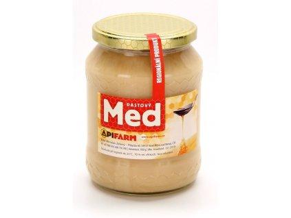 Apifarm - Med květový pastovaný - 0,45 kg