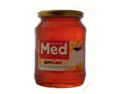 Apifarm - Med květový - lesní - 0,95 kg