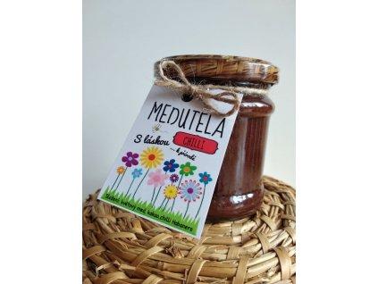 Zahrádka u Tomíků - Medutela chilli - 0,24kg  0,24kg