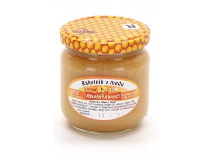 Včelařství Krejčí - Rakytník v medu - 0,25kg