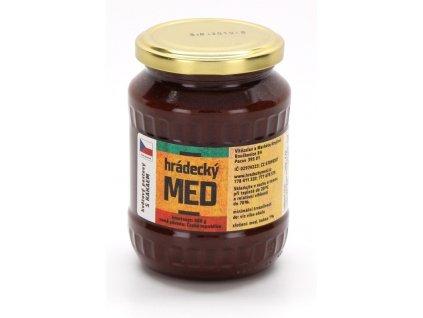 Hrádecký med - Hrádecký med s kakaem - 0,48kg