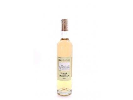 Vinařství Vít Sedláček - Vinná medovina - bílá - 0,50l