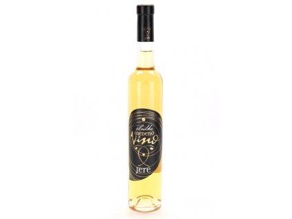 Čebelarstvo Jere - Medové víno - sladké - 0,50l