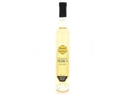 Čebelarstvo Šercelj - Medovina z květového medu - polosladká - 0,38l