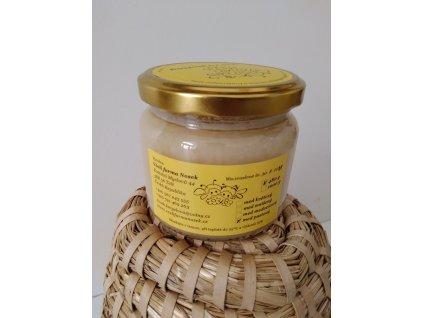 Včelí farma Nosek - Med květový pastový - 0,48 kg
